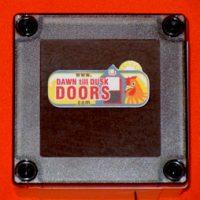 automatic chicken door opener works from dawn till dusk