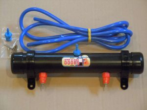 Automatic Chicken Poultry 2 Nipple Drinker Feeder Pack